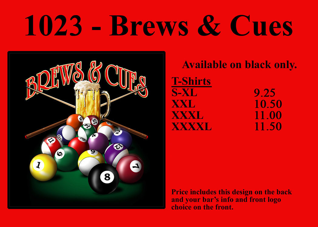 Brews And Cues